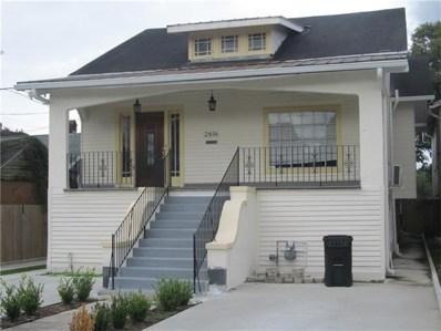 2616 Joseph Street, New Orleans, LA 70115 - MLS#: 2128425