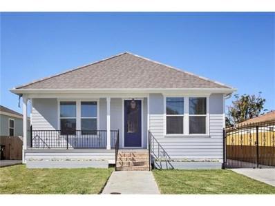 4510 Pauger Street, New Orleans, LA 70122 - MLS#: 2129999