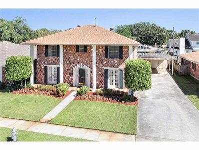 3909 N Turnbull Drive, Metairie, LA 70002 - MLS#: 2130266