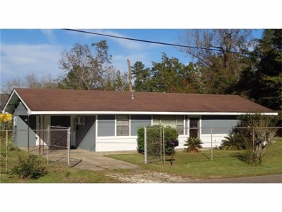615 Derbigney Street, Bogalusa, LA 70427 - MLS#: 2132899