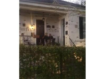 7600 Burthe Street UNIT c, New Orleans, LA 70118 - MLS#: 2134046