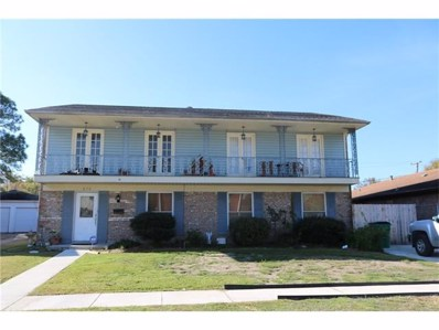876 Legion Drive, Gretna, LA 70056 - MLS#: 2134126