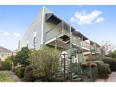 1931 Burgundy Street UNIT 15, New Orleans, LA 70116 - MLS#: 2134405