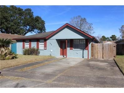 128 Winnona Drive, Avondale, LA 70094 - MLS#: 2134953