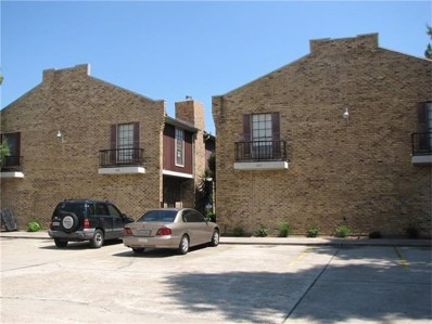 604 Vintage Drive UNIT C, Kenner, LA 70065 - MLS#: 2135823