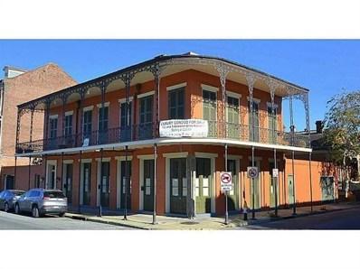 1200 N Rampart, New Orleans, LA 70116 - MLS#: 2136024