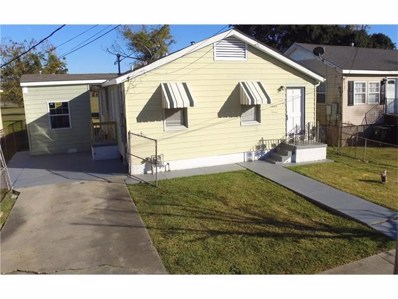 1804 Shirley Drive, New Orleans, LA 70114 - MLS#: 2136437