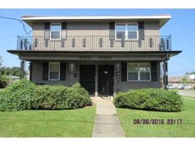 7028-30 Argonne Boulevard, New Orleans, LA 70124 - MLS#: 2136479