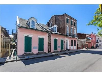 418 Burgundy Street UNIT 8, New Orleans, LA 70112 - MLS#: 2136487