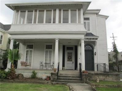 1470 Arabella Street, New Orleans, LA 70115 - #: 2136501