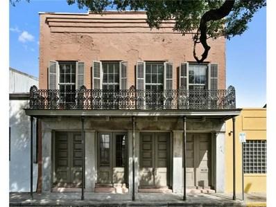 321 N Diamond Street, New Orleans, LA 70130 - #: 2136876