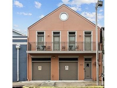 318 St Joseph Street, New Orleans, LA 70130 - MLS#: 2136891