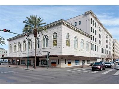 1201 Canal Street UNIT 363, New Orleans, LA 70112 - MLS#: 2137169