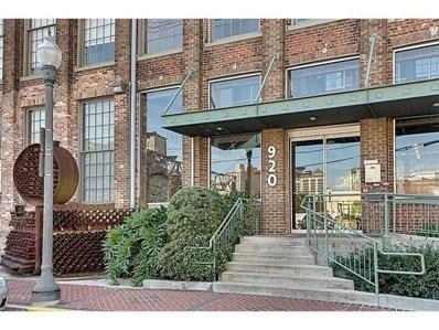 920 Poeyfarre Street UNIT 302, New Orleans, LA 70130 - MLS#: 2137191