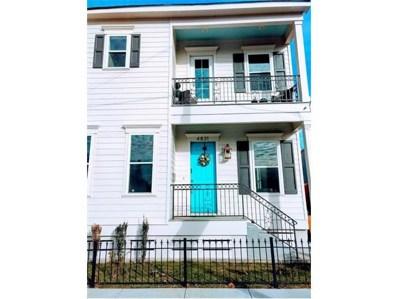 4831 Annunciation Street, New Orleans, LA 70115 - MLS#: 2137810