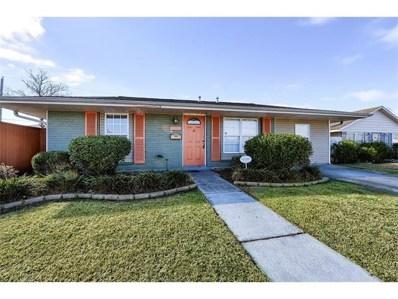 113 Elaine Drive, Avondale, LA 70094 - MLS#: 2138155