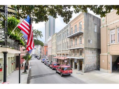 315 Decatur Street UNIT 3, New Orleans, LA 70130 - MLS#: 2138720