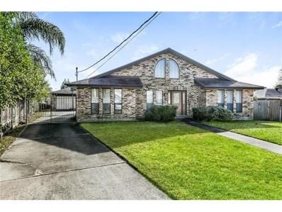 2401 43RD Street, Kenner, LA 70065 - MLS#: 2138867