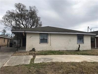 1706 Elizardi Boulevard, New Orleans, LA 70114 - MLS#: 2139009