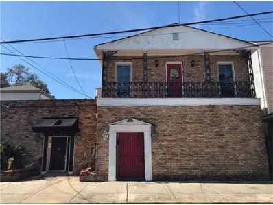 1736 First Street UNIT B, New Orleans, LA 70113 - MLS#: 2140047