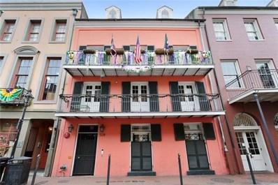 528 St Louis Street UNIT 1, New Orleans, LA 70130 - MLS#: 2140544