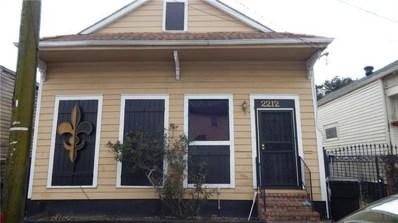 2212 Governor Nicholls Street, New Orleans, LA 70119 - MLS#: 2141445