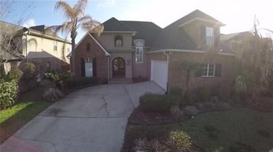 229 Legrande Bayou Lane, Kenner, LA 70065 - MLS#: 2141681