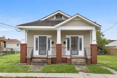 6022-24 Burgundy Street, New Orleans, LA 70117 - MLS#: 2142176