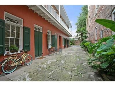 927 Toulouse Street UNIT 4, New Orleans, LA 70112 - MLS#: 2142420