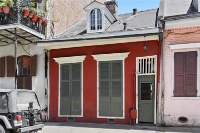 826 Bourbon, New Orleans, LA 70116 - MLS#: 2143386