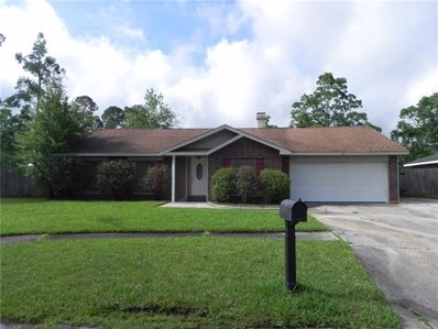 125 Maple Circle, Slidell, LA 70458 - MLS#: 2143394