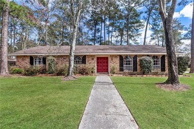 100 W Forest Drive, Slidell, LA 70458 - MLS#: 2143680