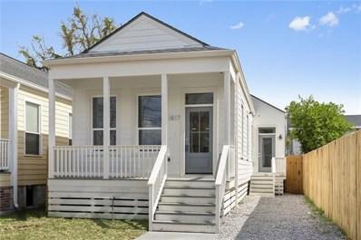 1817 Hollygrove Street, New Orleans, LA 70118 - MLS#: 2144182