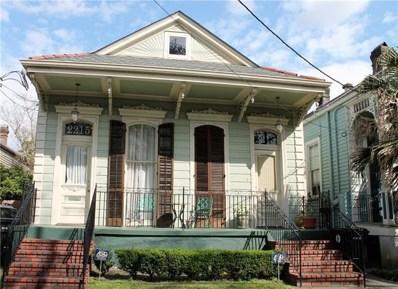 2215 General Pershing Street, New Orleans, LA 70115 - MLS#: 2144720