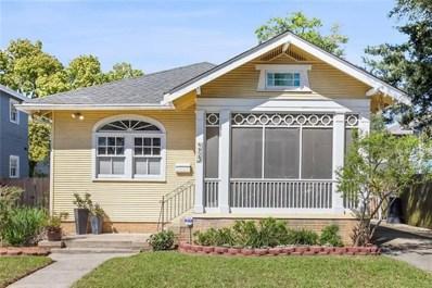 4923 S Rocheblave Street, New Orleans, LA 70125 - #: 2145854