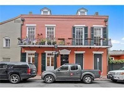 1012 Toulouse Street UNIT B, New Orleans, LA 70112 - MLS#: 2146016