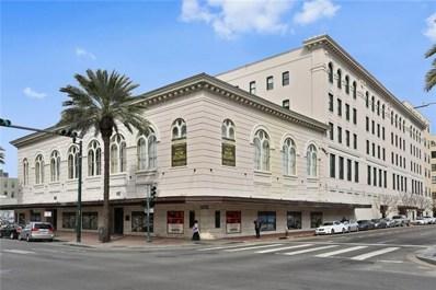1201 Canal Street UNIT 253, New Orleans, LA 70112 - MLS#: 2146315