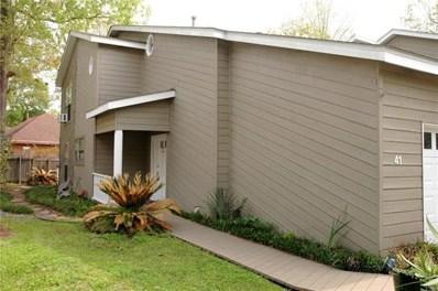 41 Cottage Court, Mandeville, LA 70448 - #: 2146896