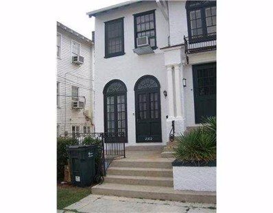 2312 Wirth Place, New Orleans, LA 70115 - MLS#: 2147392