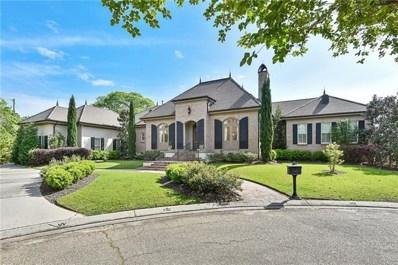 305 Bordeaux Court, Madisonville, LA 70447 - #: 2147872