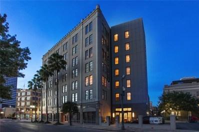 833 Howard Avenue UNIT 600, New Orleans, LA 70117 - MLS#: 2148138