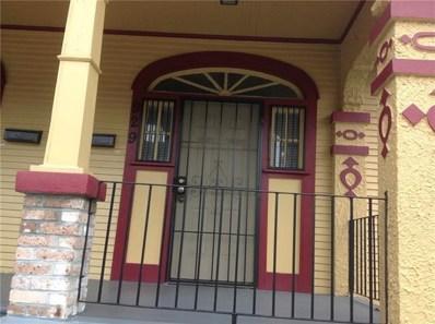 939 St Maurice Street, New Orleans, LA 70117 - MLS#: 2148630