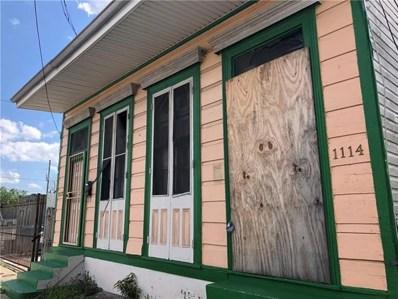 1112-14 Touro Street, New Orleans, LA 70116 - MLS#: 2148732