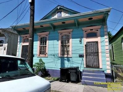 1330 Mandeville Street, New Orleans, LA 70117 - MLS#: 2149092
