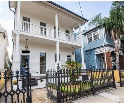 2829 Constance, New Orleans, LA 70115 - MLS#: 2149180