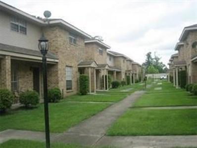 126 Lakewood Drive UNIT 26, Luling, LA 70070 - MLS#: 2149446