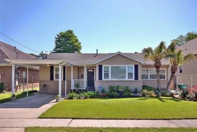 1345 Hesper, Metairie, LA 70005 - MLS#: 2149638