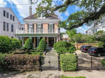 1512 Seventh Street, New Orleans, LA 70115 - MLS#: 2150441