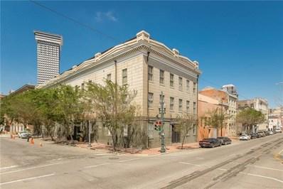 801 St Joseph Street UNIT 14, New Orleans, LA 70113 - MLS#: 2150475