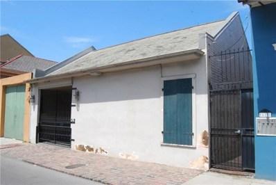 519 Burgundy Street, New Orleans, LA 70112 - MLS#: 2151015